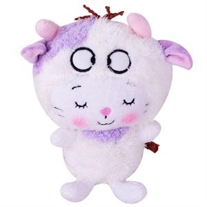 情人节礼物送女友可爱15cm扮装牛天使猫毛绒玩具创意