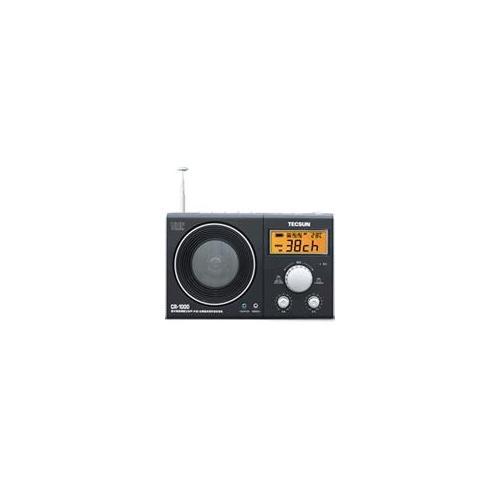 德生cr-1000数字调谐调频立体声/中波/全频道电视伴音