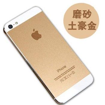 背膜+边框膜/闪钻前后膜 iphone4 4s贴纸 iphone5手机贴膜 苹果5手机