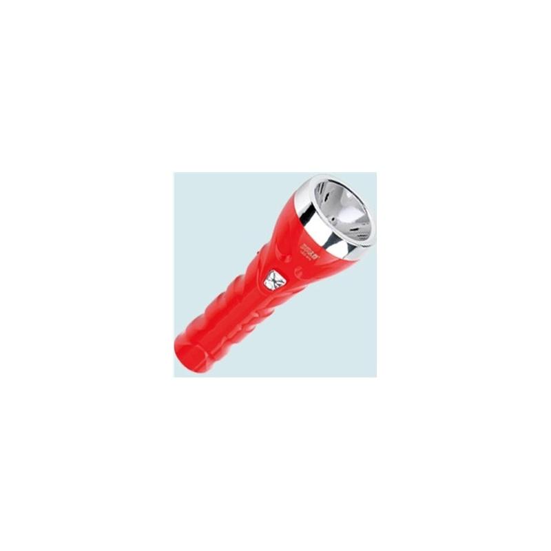 久量led充电手电筒 家用户外照明手电筒 1灯led-970a