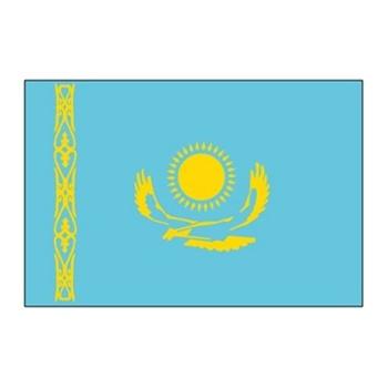 旗帜 三号哈萨克斯坦旗 192cm 128cm 3号哈萨克斯坦国旗 外国怎么图片