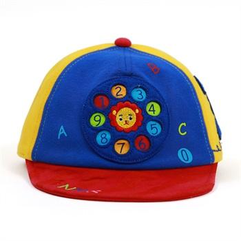 新款卡通儿童帽子 贝雷帽