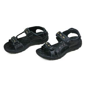 2011夏季时尚沙滩鞋 男士休闲凉皮鞋