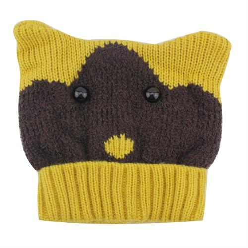 小猫帽子的织法