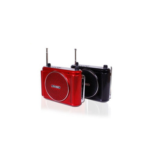 爱歌q7扩音器大功率40w 教学/教师/插卡音箱 扩音机 腰挂 可录音