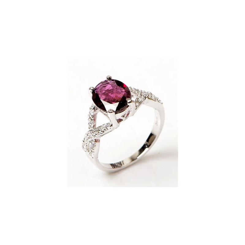 女款宝石戒指图片大全