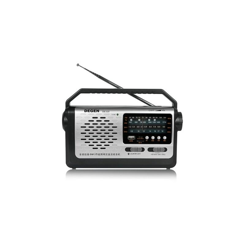 【货到付款】熊猫 t09插卡收音机 调频/中波/短 18 条评论) 85.