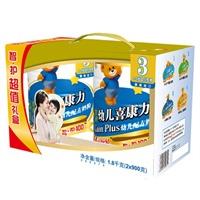 ABBOTT 雅培 金装智护100喜康力 3段奶粉900g*2罐