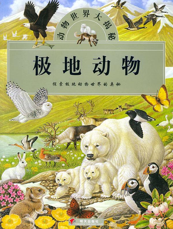 极地动物(探索极地动物世界的奥秘)/动物世界大揭秘