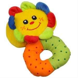 婴儿布绒玩具