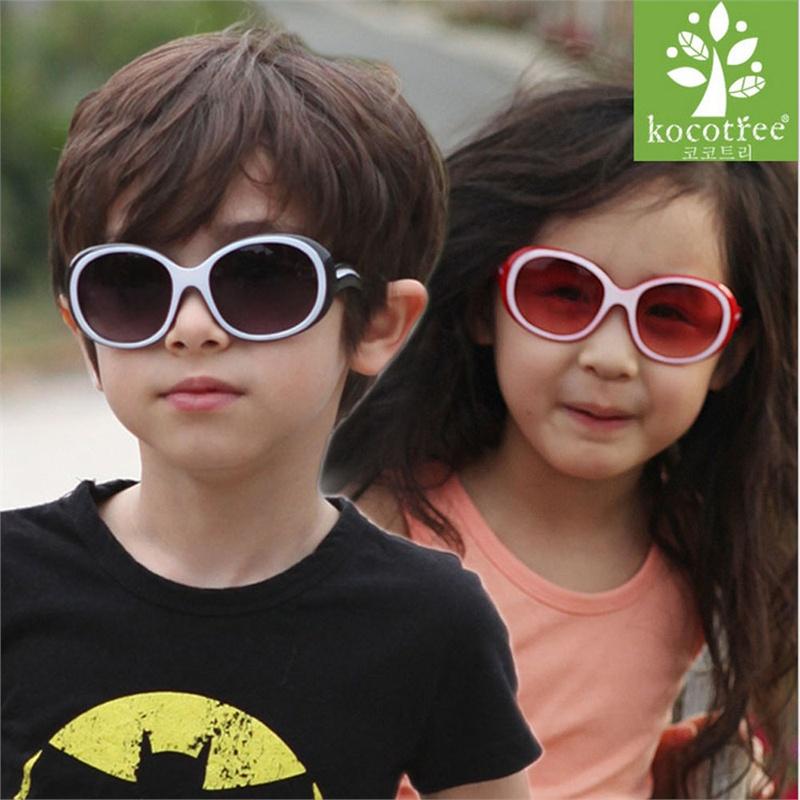 韩版儿童眼镜 男女儿童时尚百搭太阳镜