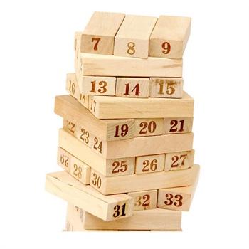 数字层层叠叠高积木