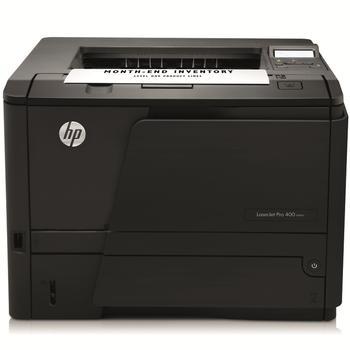 惠普 LaserJetPro 400系列M401D 黑白双面激光打印机