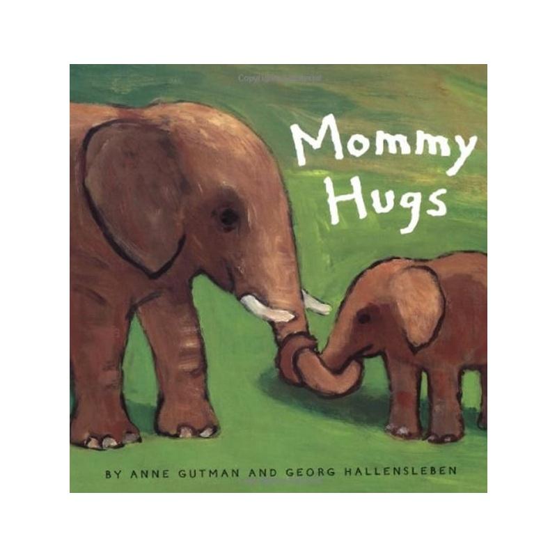 ohyesmommy_mommy hugs 妈妈的拥抱 isbn9780811839167