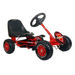 优贝超酷儿童卡丁车-红色火焰