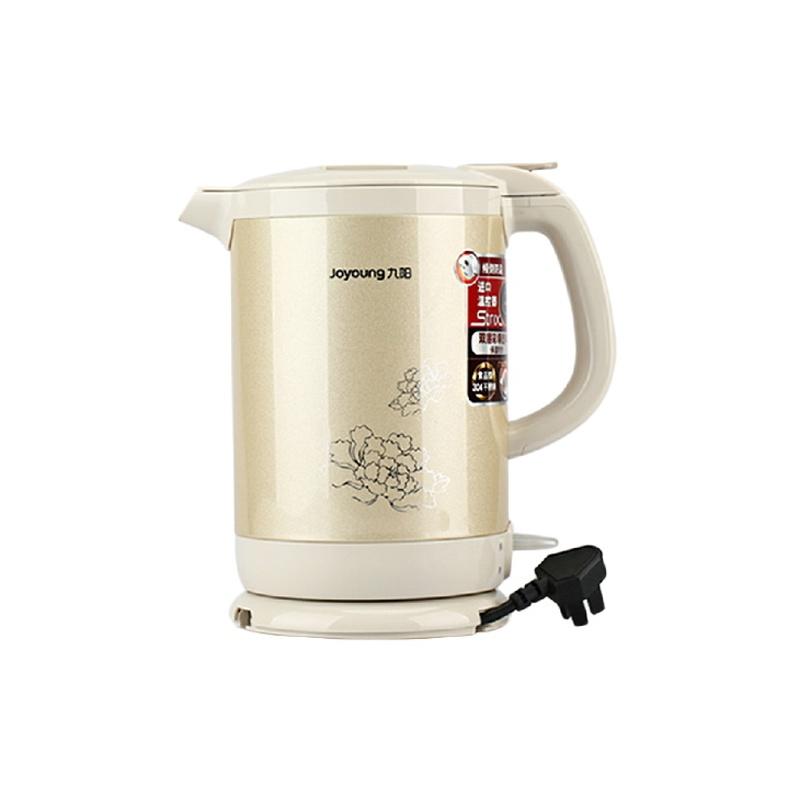 [当当自营]九阳 电热水壶 jyk-15f07c 开水壶开水煲 电水壶 保温壶