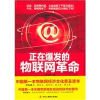 《正在爆发的物联网革命》封面