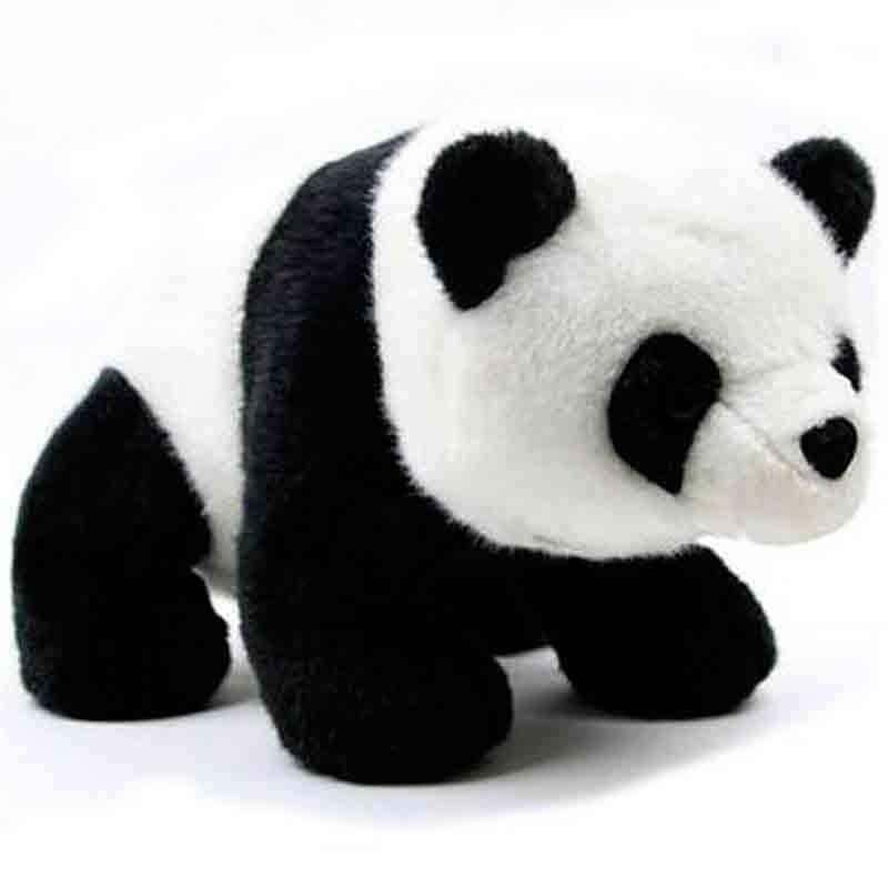 qq头像动物熊猫 布娃娃