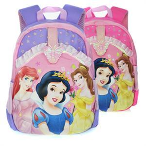 儿童书包 2011新款迪士尼可爱卡通包公主幼儿书包