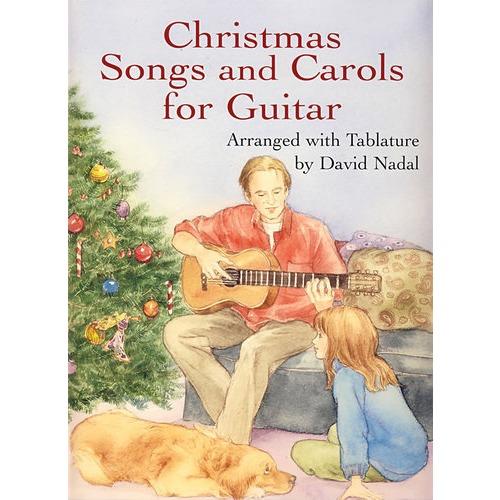 圣诞歌曲和颂歌吉他曲谱 Christmas Songs Carols Guitar图片