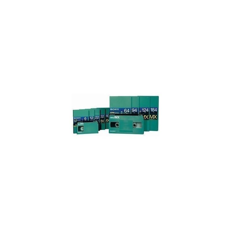 索尼sony bct-64mx mpeg 64imx 磁带
