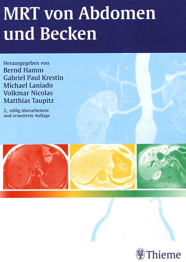 磁共振成像的腹部和骨盆:mrt
