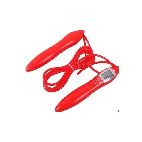 红色绳子矢量图