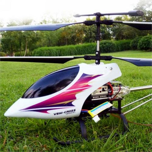 环奇 三通道无线遥控飞机直升机 827