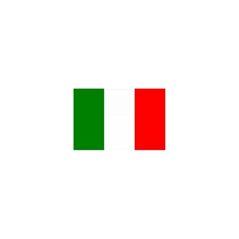 旗帜 三号意大利旗 192cm*128cm 3号意大利国旗 外国
