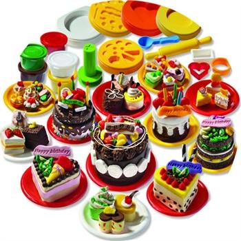 艺智宝 彩泥 过家家系列 超可爱的小蛋糕 90333