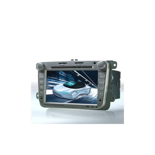实体安装 贝奥斯plc-雷腾车载gps导航 大众朗逸专用dvd导航