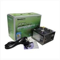 航嘉电源多核R80 额定300W 电脑电源台式机 全电压静音