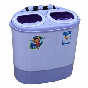 小天鹅xpb28迷你双桶洗衣机,可脱水洗涤,带甩干,新品特价