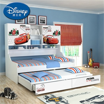 【disney迪士尼儿童床】迪士尼