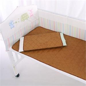 优雅100雅氏高级亚草网眼婴童床席儿童凉席/夏凉用品席子60*120cm