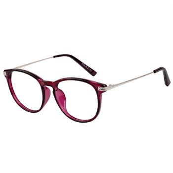 帕森parzin2014新款tr90眼镜架 男女通用 潮人平光眼镜5015_紫色