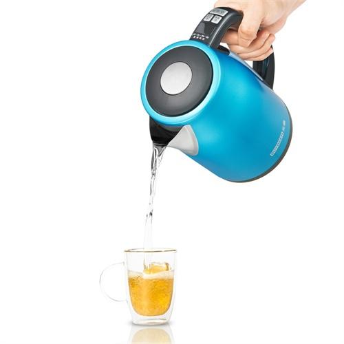 k603电热水壶 不锈钢智能保温电水壶