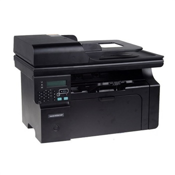 HP 惠普 LaserJet Pro M1213nf 4合1(打印 复印 扫描 传真)黑白多功能激光一体机