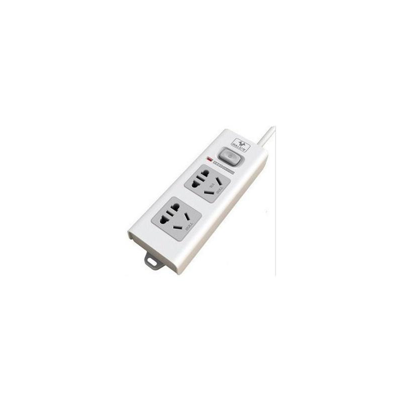 16a大功率防雷空调插座接线板插线板1