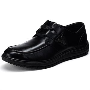 Maigao麦高皮鞋 男士正装皮鞋 系带低帮鞋头层牛皮休闲鞋M0623359-2