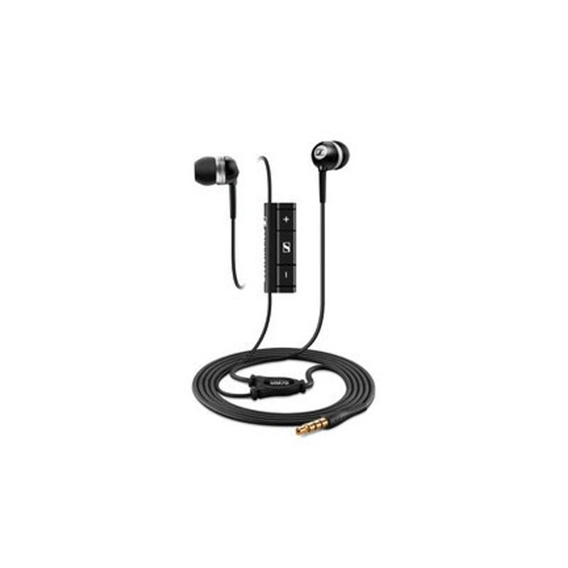 森海塞尔 耳机 mm70s(带线控入耳式耳麦,手机音乐耳机系列)