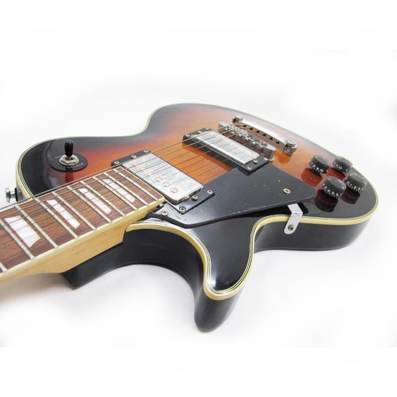 反手左手摇滚电吉他 电声吉他 电六弦琴 电琴 双双拾音器 吉普森型