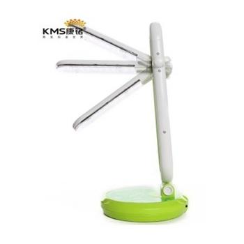 康铭km-791led多功能照明台灯 触摸开关 高亮灯珠 充电过程可使用