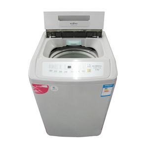 威力xqb52-5238全自动洗衣机搓板内桶 微电脑控制