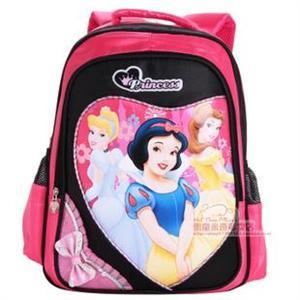 儿童书包 2011新款迪士尼公主小学生书包