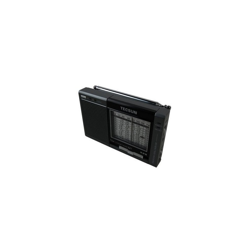 德生r912 收音机 多波段 指针式 立体声 袖珍便携调频 中波短波 超强