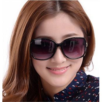 2013新款复古韩版个性镜 太阳镜女 大框潮酷墨镜女士时尚优雅眼镜