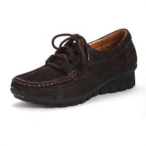 美国骆驼 女鞋 时尚坡跟