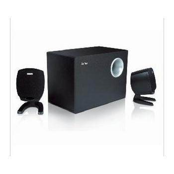 漫步者音箱 r201tiii 多媒体音箱 经典款式 黑色