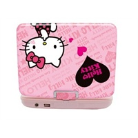 Hello Kitty��ͨ���ʽdvd ����è��Яdvd Сèdvd ������������